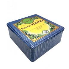 """Cake box """"Nicolas Alziari Nice"""""""