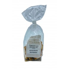 Crunchy almonds 100 gr organic