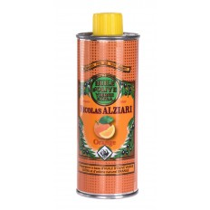 ORANGE - CULINARY PREPARATION BASED ON OLIVE OIL AND NATURAL ORANGE FLAVOR 250 ml