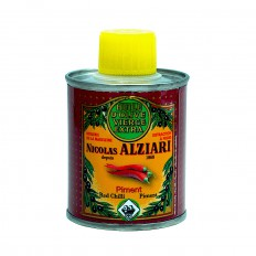 CHILI PEPPER - Food preparation based on olive oil and natural aroma of CHILI PEPPER 100ML