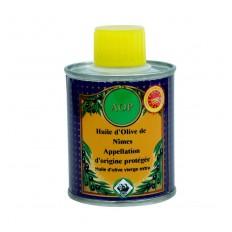 PDO Nîmes Olive oil  100 ML (Protected Designation of Origin)