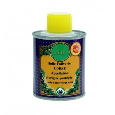 PDO Corse olive oil 100 ML (Protected Designation of Origin)