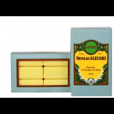 Box of 6 olive oil lemon soaps