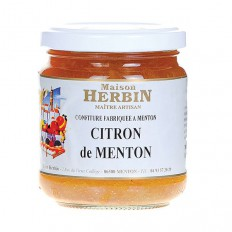 Lemon marmelade of Menton 230gr