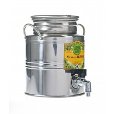 3 liter stainless steel barrel