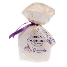 Fleur de sel of Guérande canvas 125 gr
