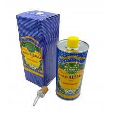 Blue box (Cuvée prestige 500 ml + pourer cap)
