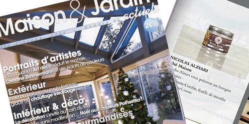 Maison et Jardin - Décembre 2013
